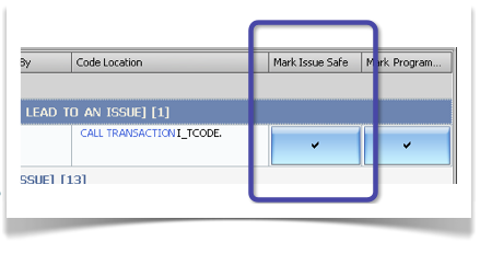 ESNC Code Security for SAP ABAP - Evaluating Risks