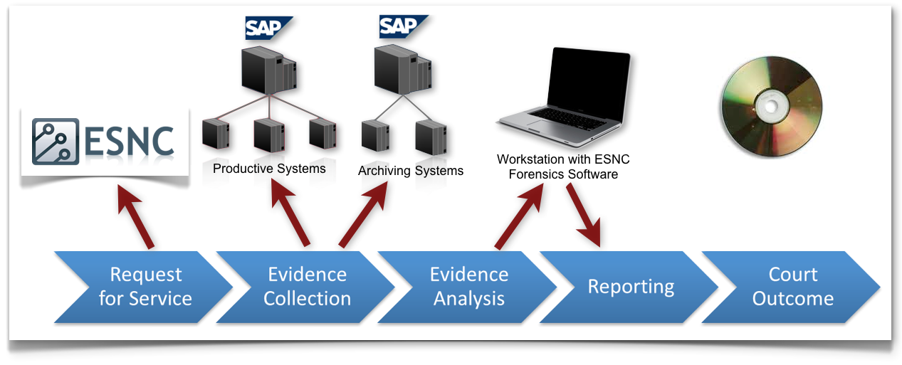 ESNC SAP Forensic Analysis Services - Incident Response